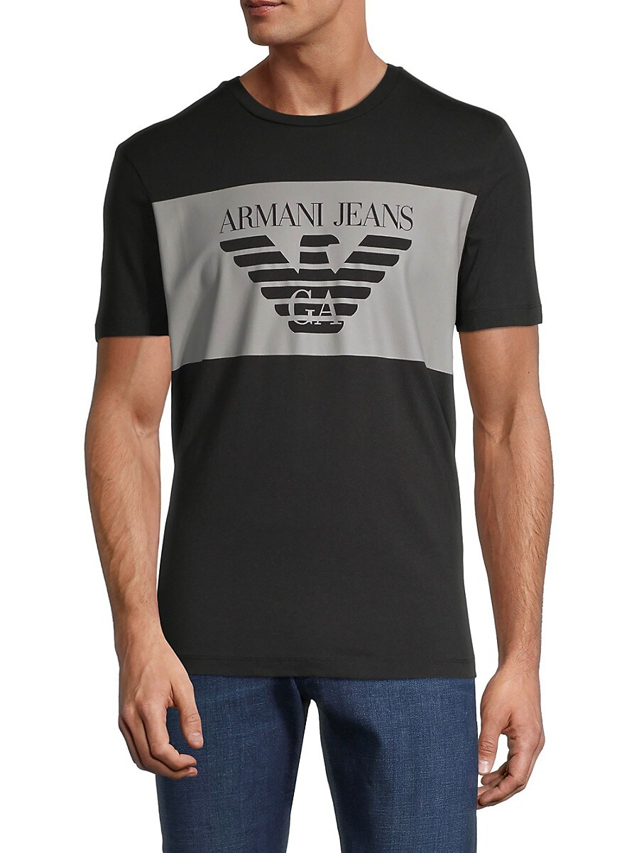Men's Banner Logo T-Shirt