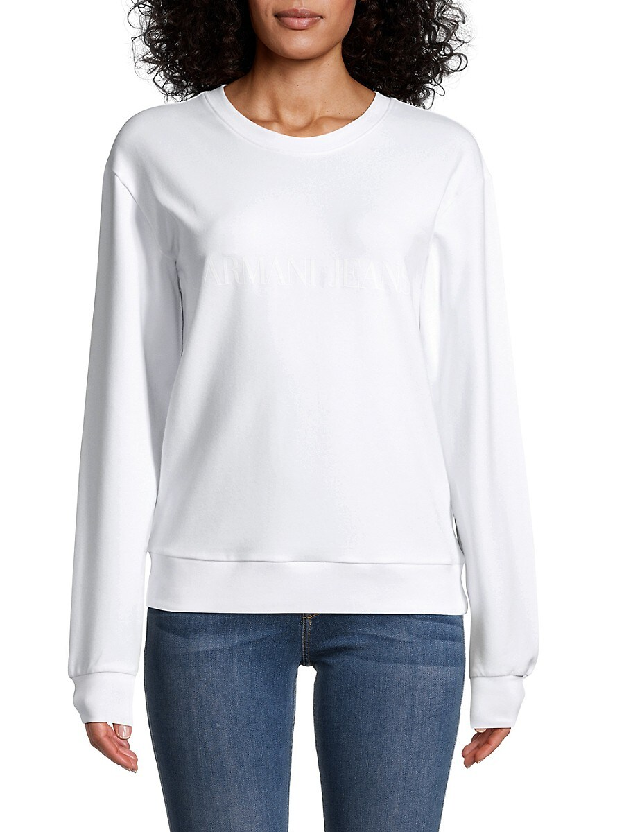 Women's Dropped-Shoulder Sweatshirt