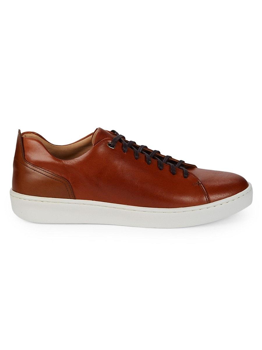 Men's Alan Leather Sneakers
