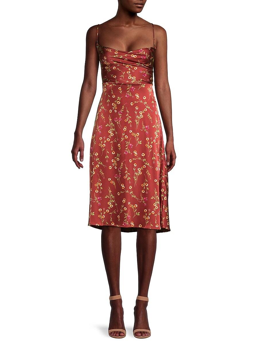 Women's Tie-Back Dress