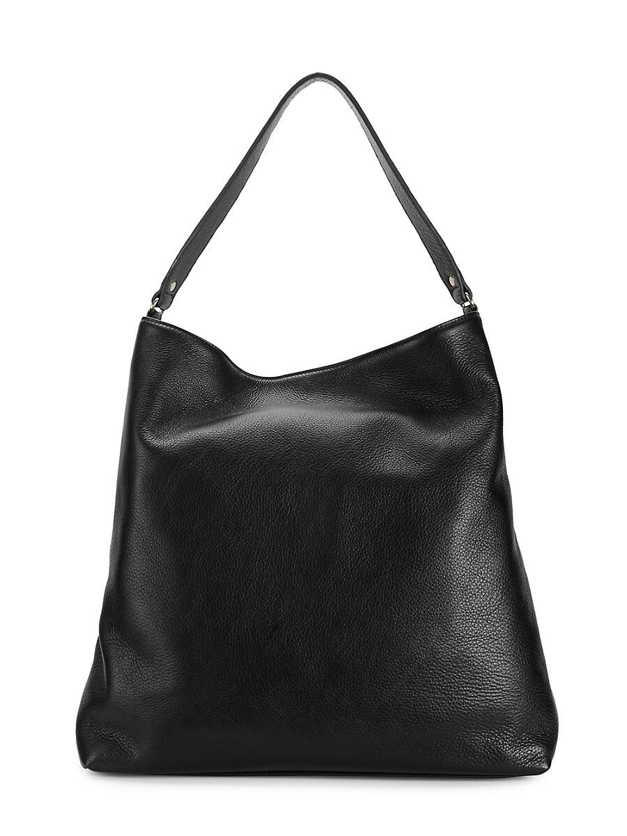 Women's Harlow Leather Hobo Bag