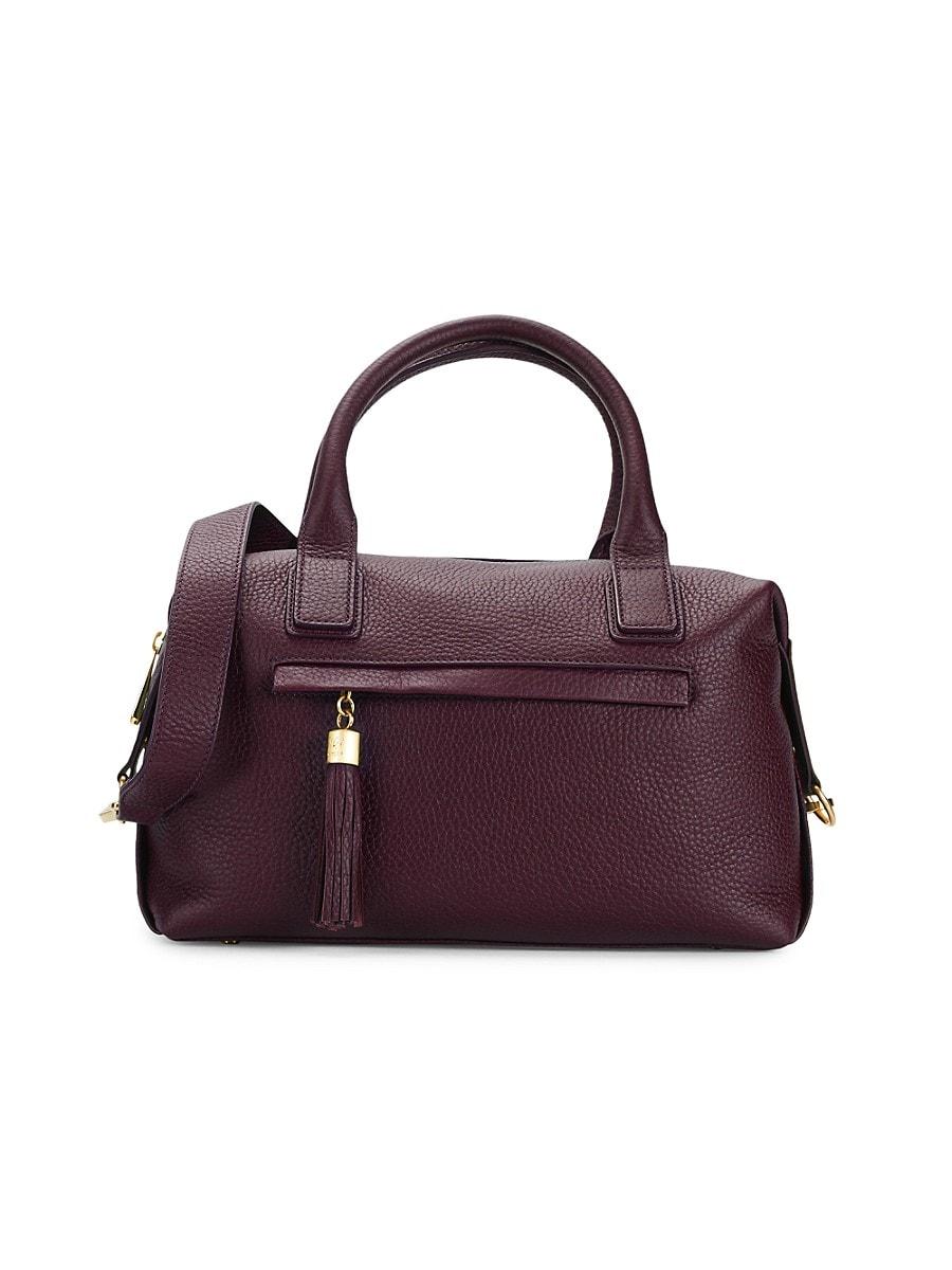 Women's Welby Leather Satchel
