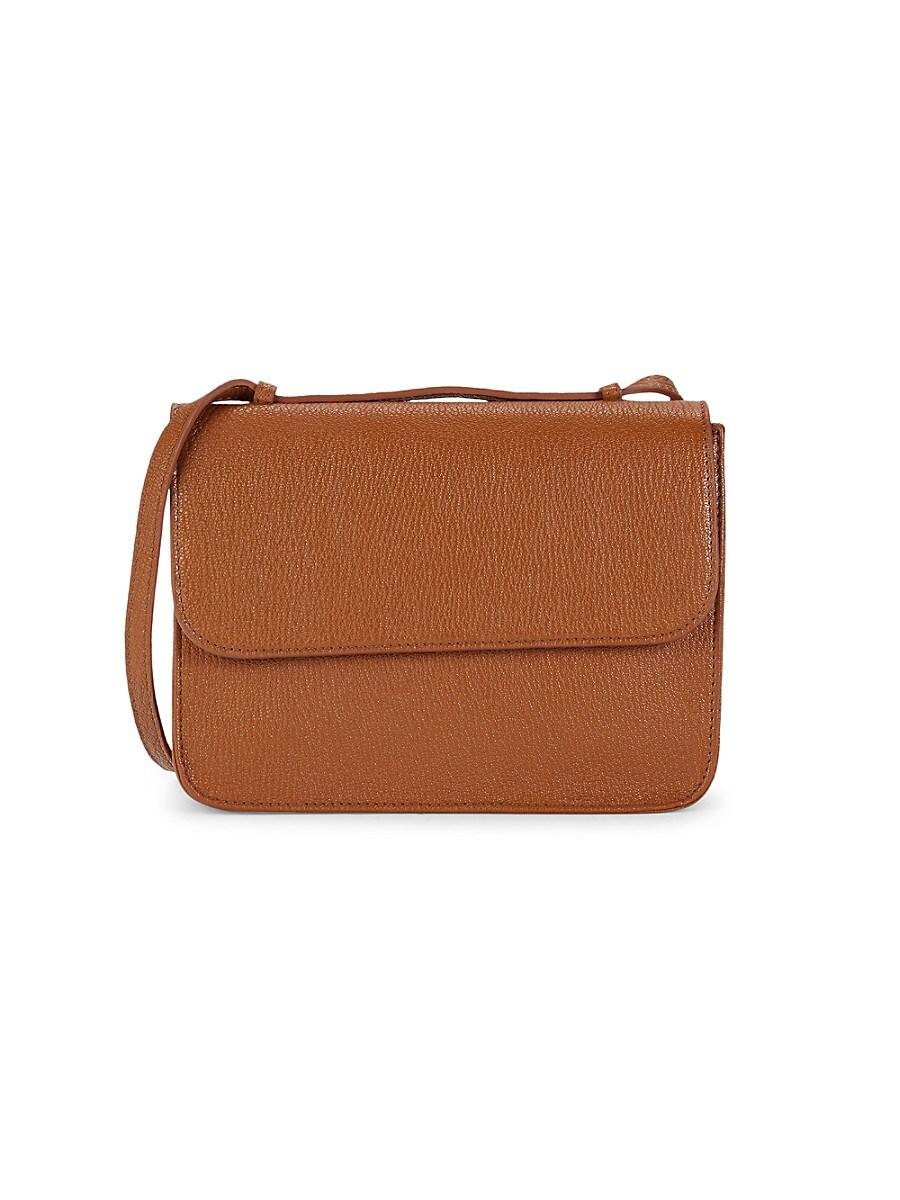Women's Abbott Leather Crossbody Bag
