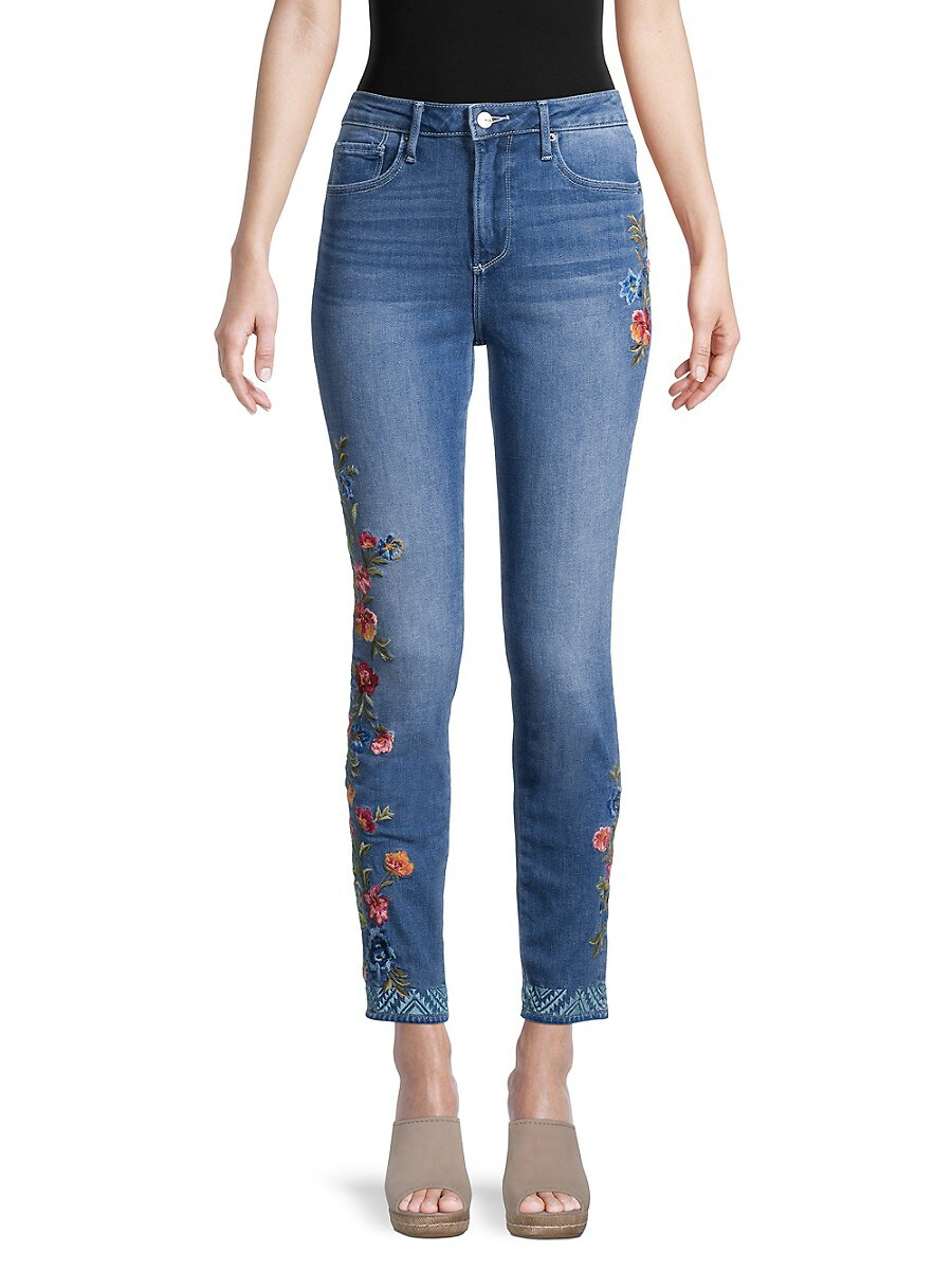 Women's Jackie High-Rise Skinny Jeans