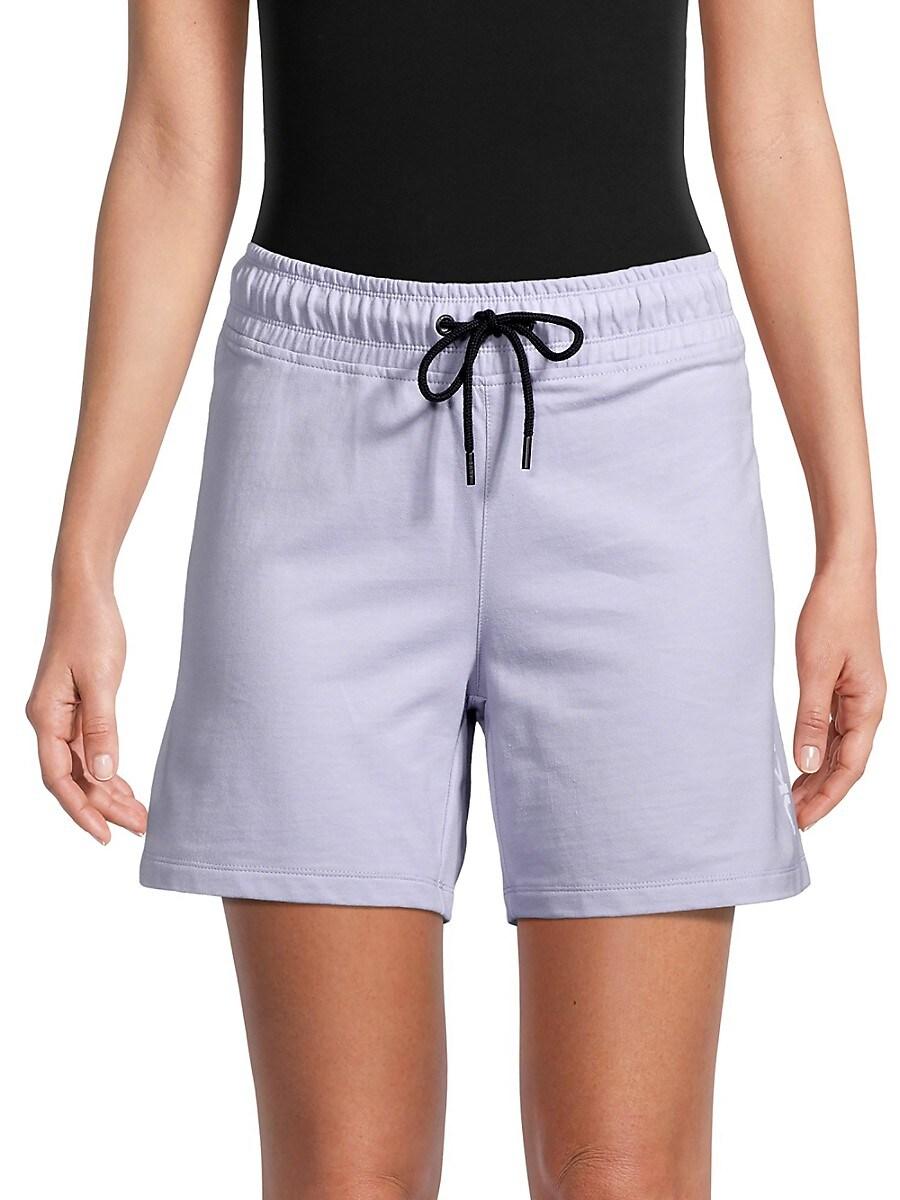 Women's Relaxed Drawstring Shorts