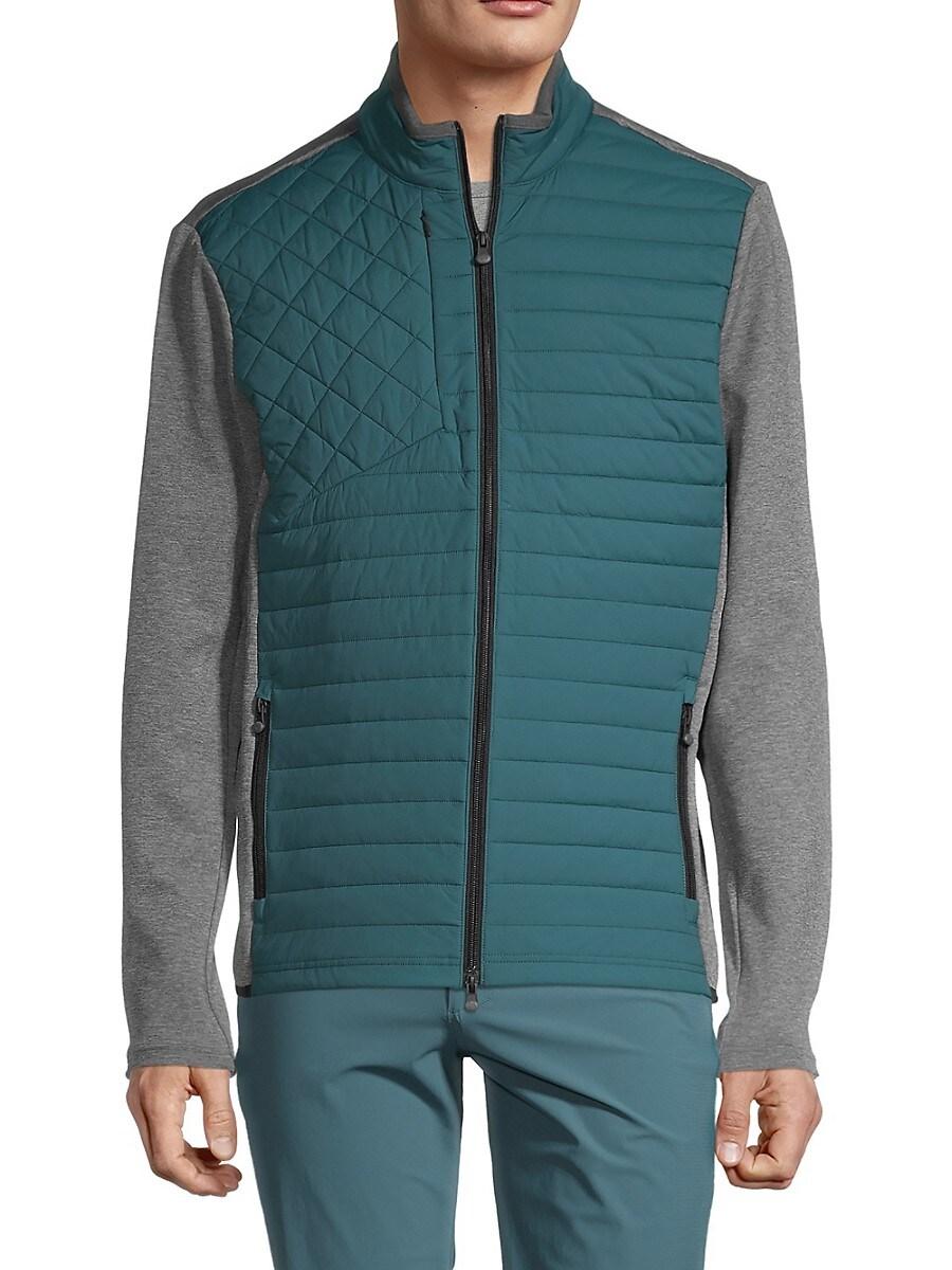 Men's Yukon Hybrid Zip-Up Jacket