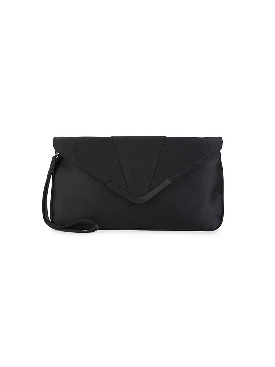 Women's Satin Envelope Clutch