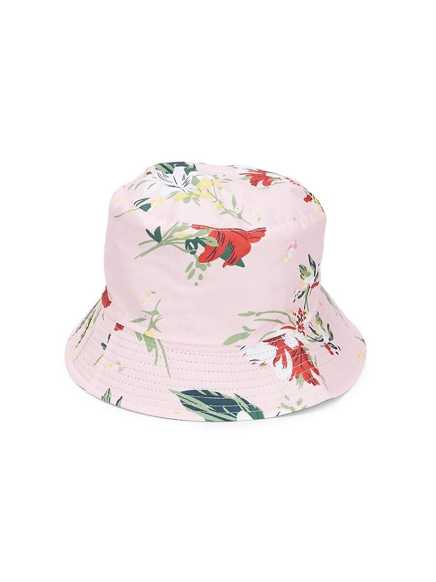 Women's Floral Bucket Hat