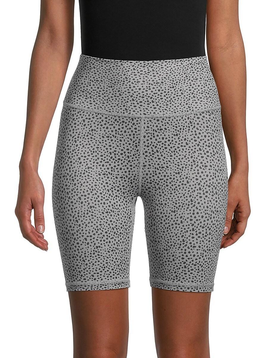 Women's Kira Print Bike Shorts