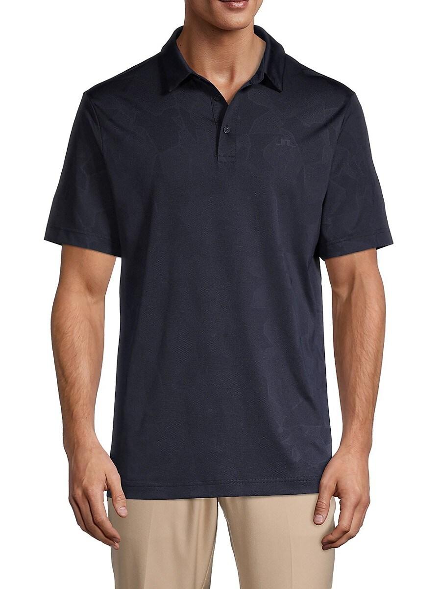 Men's Short Sleeve Polo