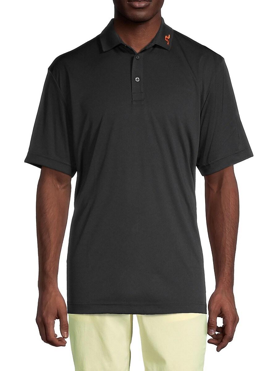 Men's KV Seasonal American-Fit Logo Polo