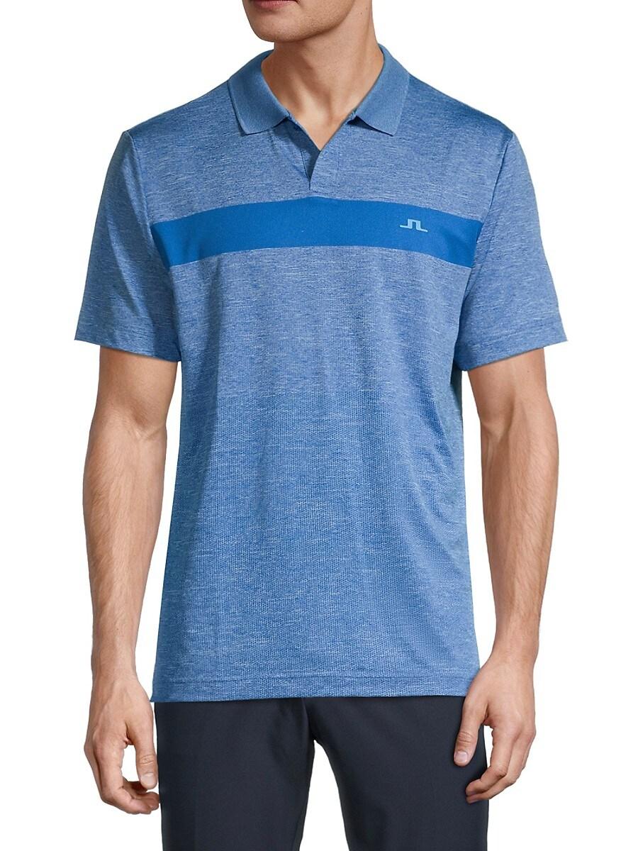 Men's Jay American-Fit Logo Polo