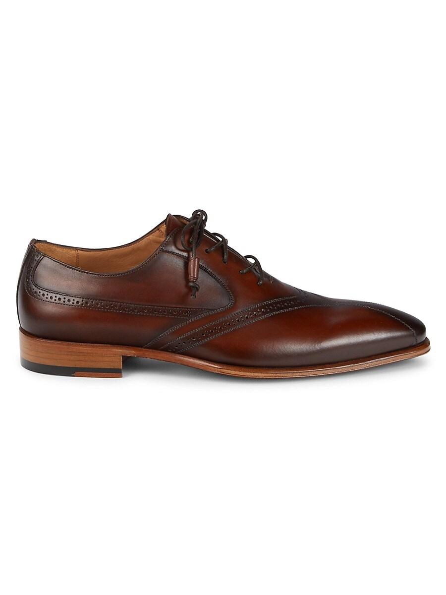 Men's Bertone Leather Oxfords