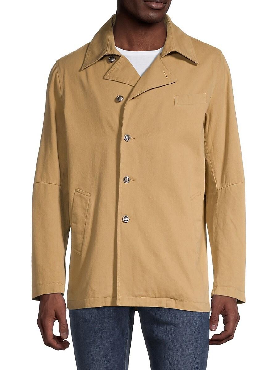 Men's Episode Camp-Collar Jacket