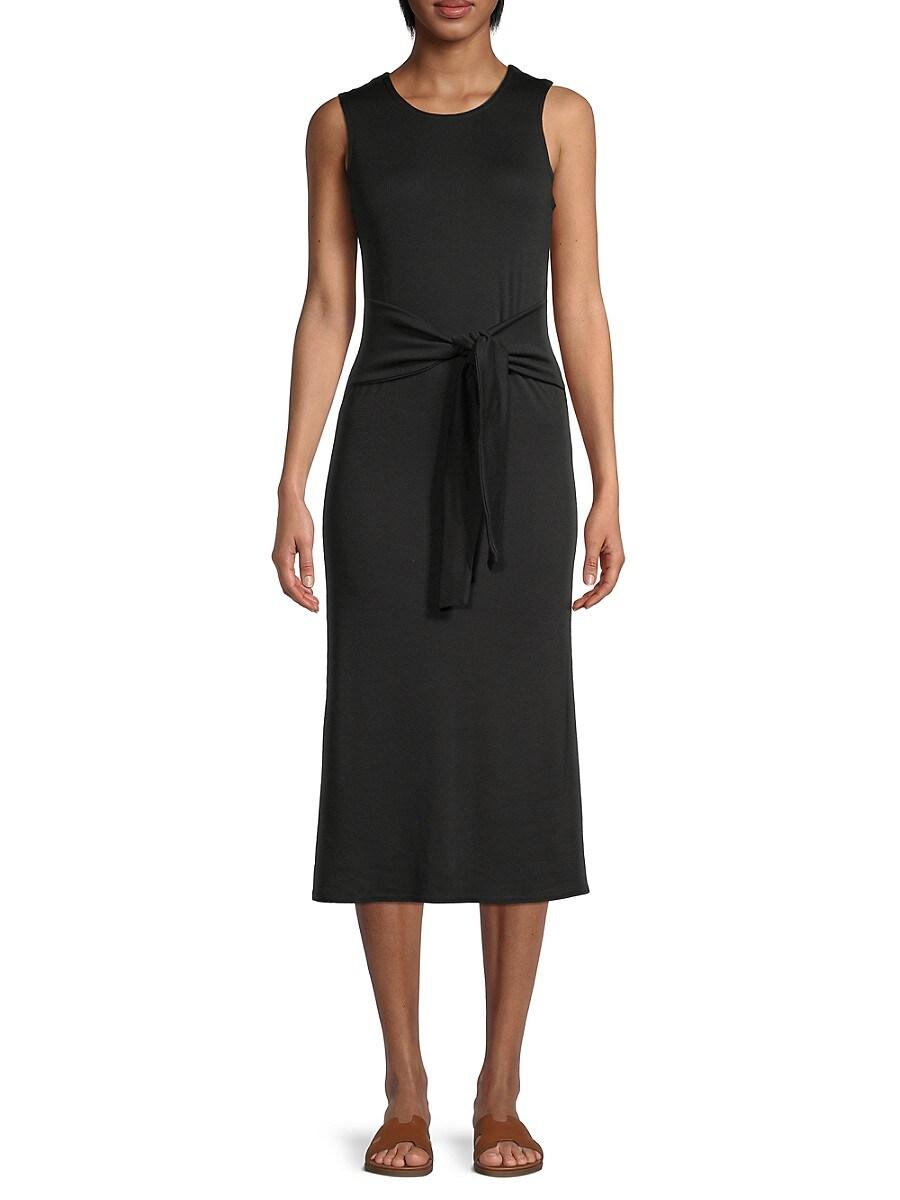 Women's Tie-Front Dress