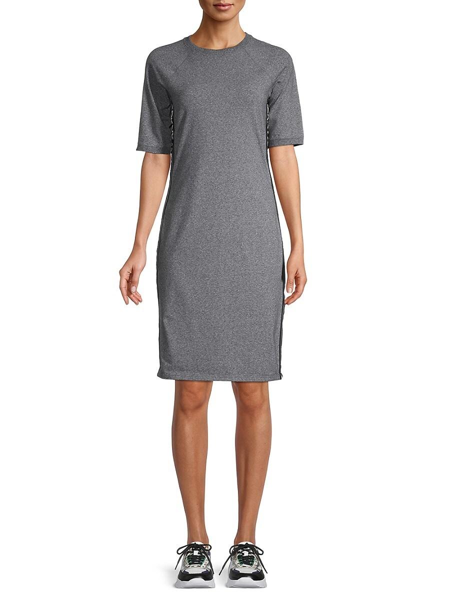 Women's Logo-Tape T-Shirt Dress