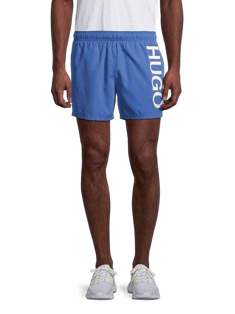 Men's Abas Logo Swim Shorts