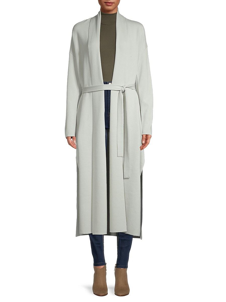 Women's Wool-Blend Cardigan