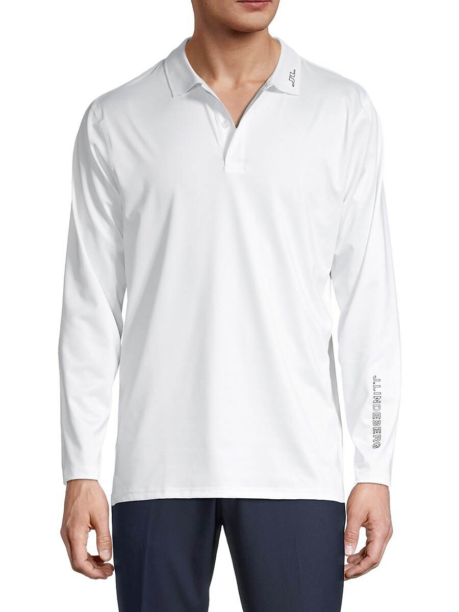 Men's Jakob Long-Sleeve Polo