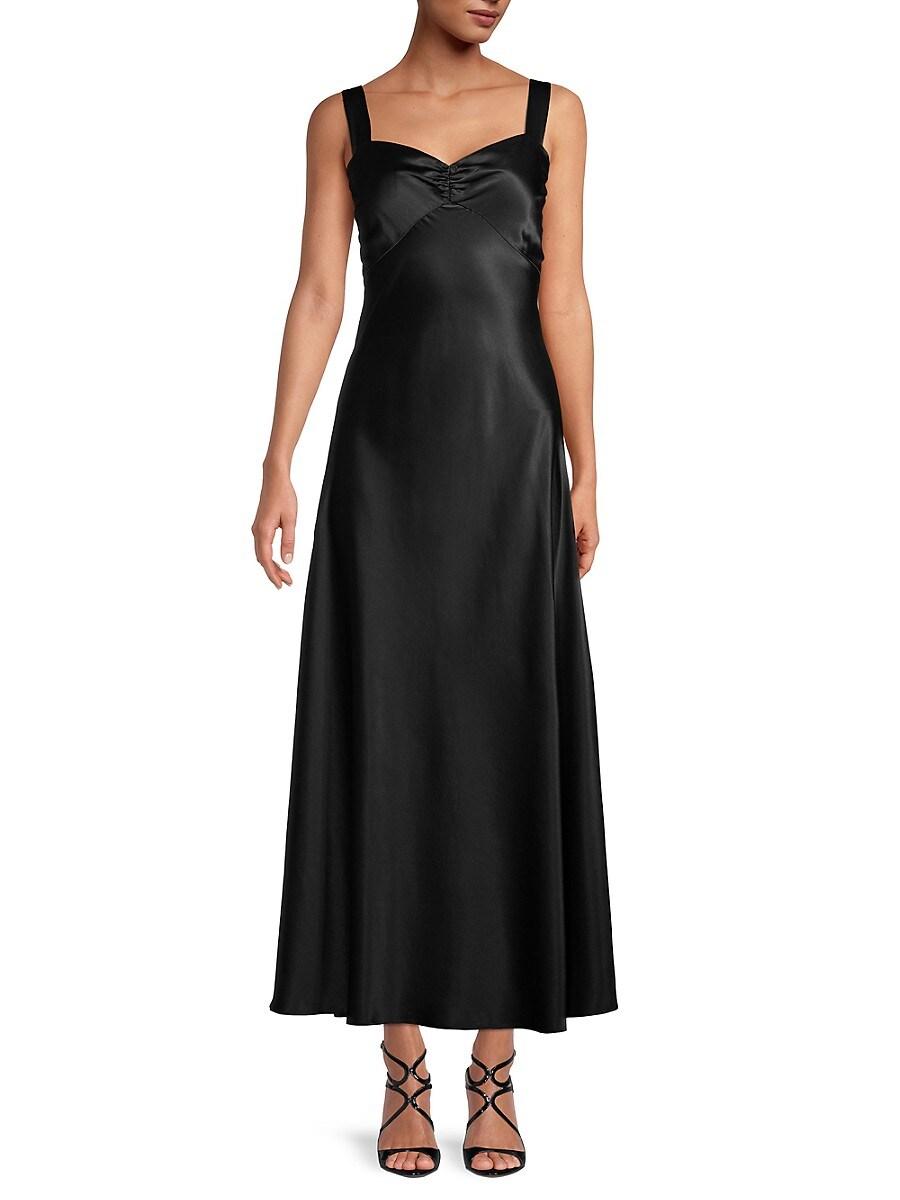 Women's Silk Slip Gown
