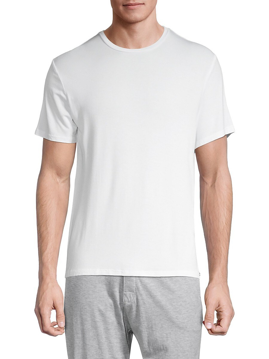 Men's Lounge Regular-Fit T-Shirt