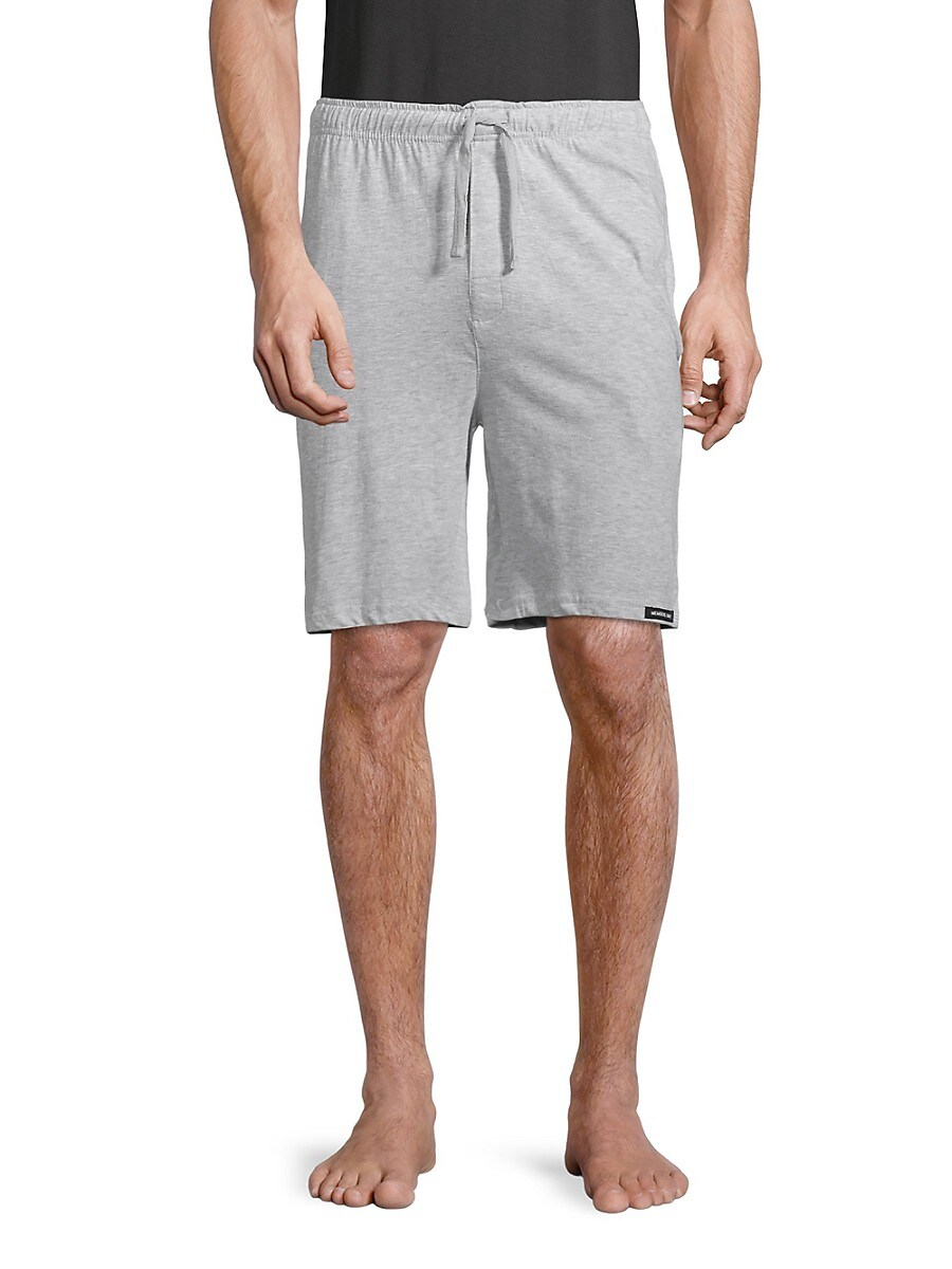 Men's Jersey Sleep Shorts