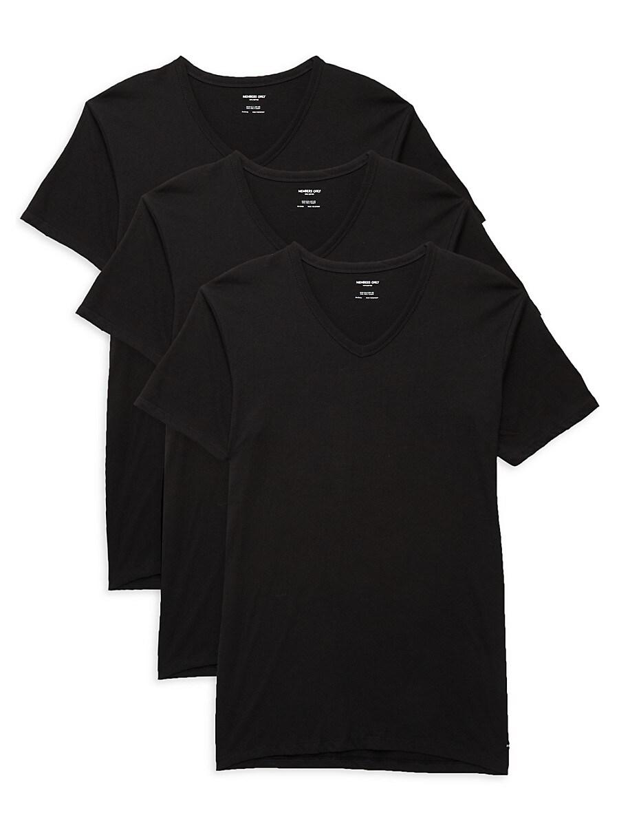 Men's 3-Pack V-Neck T-Shirts