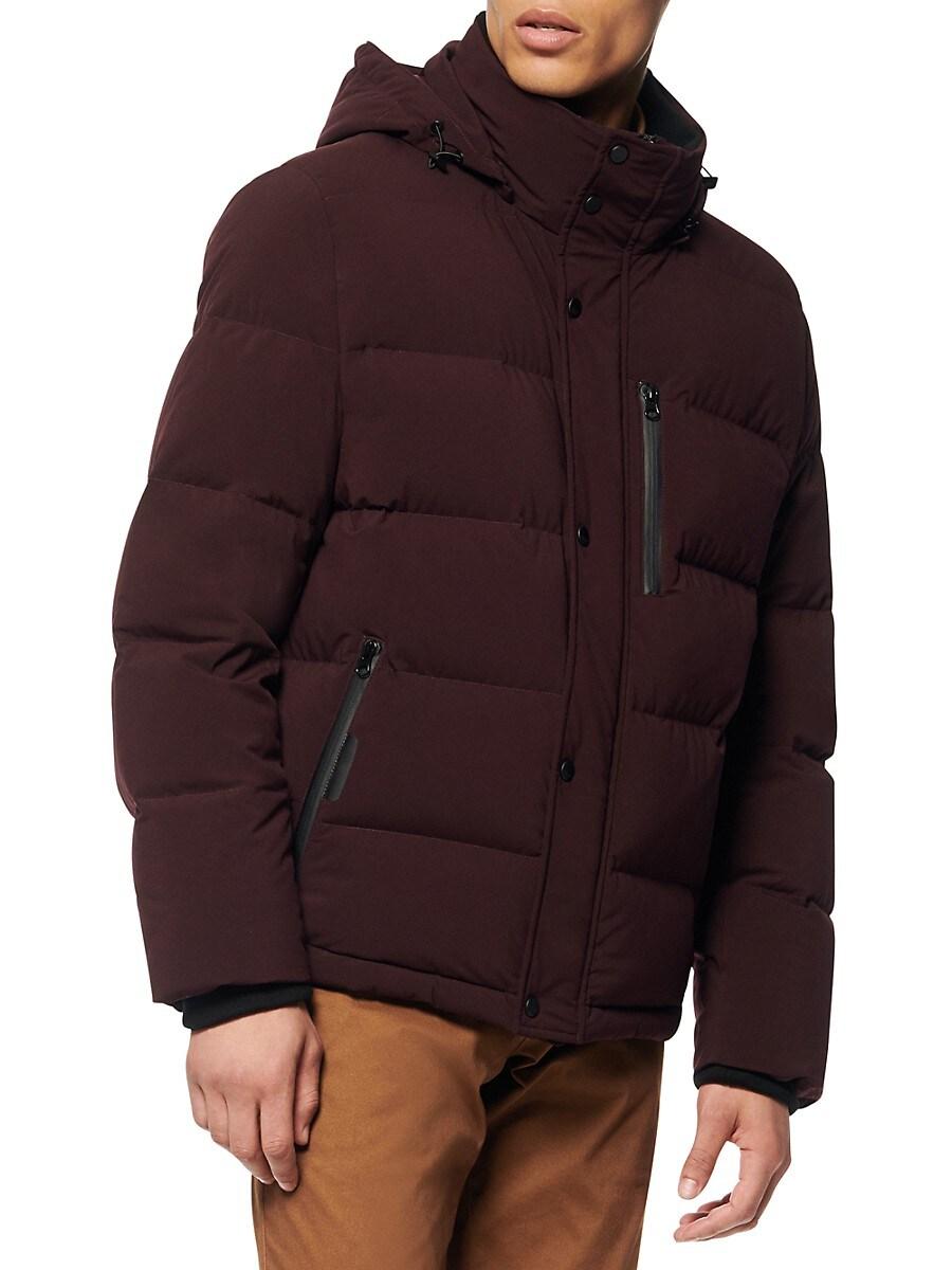 Men's Tambos Down Hooded Jacket