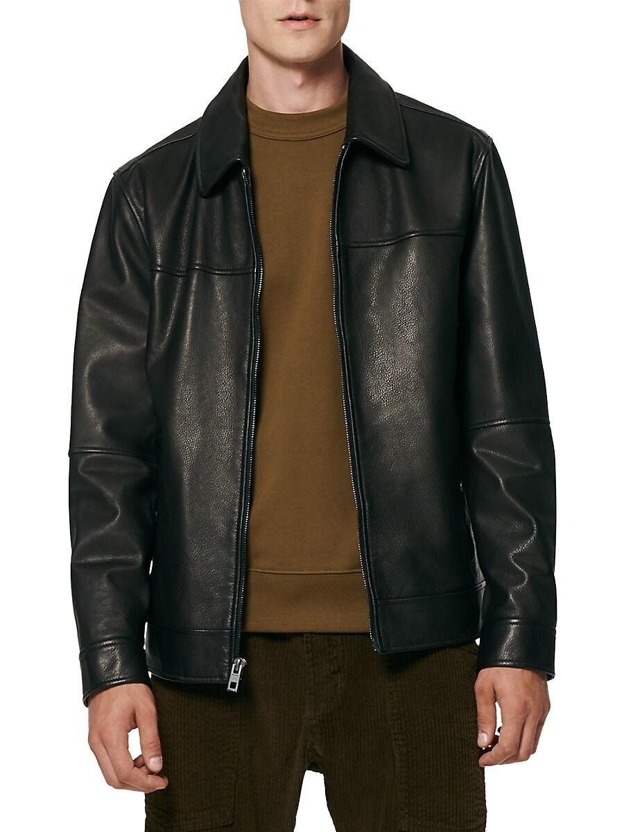 Men's Rockaway Leather Jacket