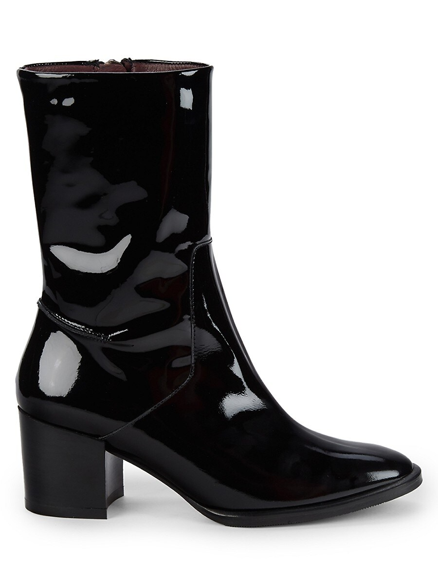 Women's Tyler Patent Leather Booties