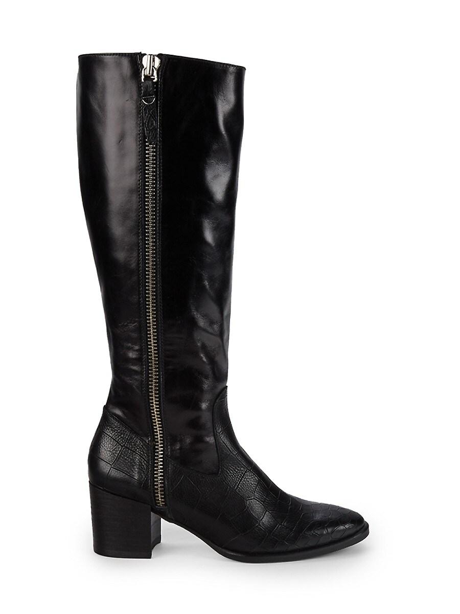 Women's Tessa Leather Knee-High Boots