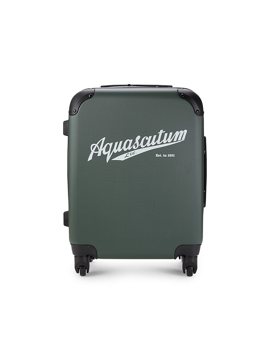 20-Inch Logo Spinner Suitcase
