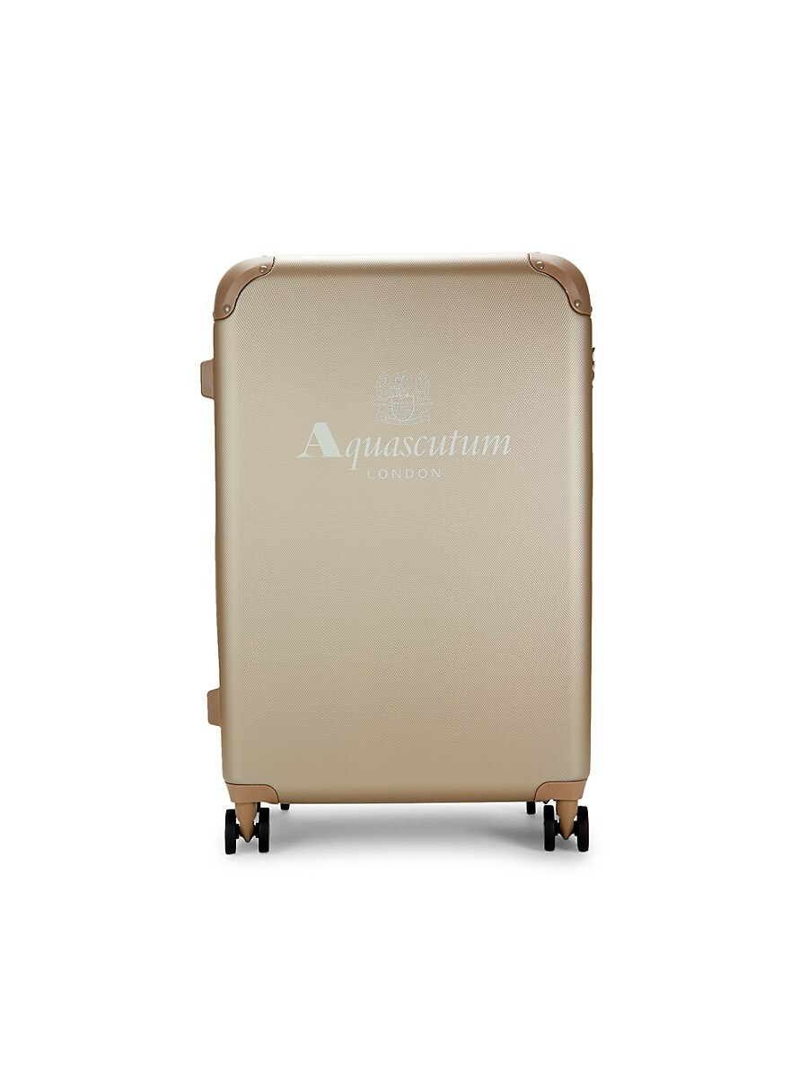24-Inch Logo Spinner Suitcase