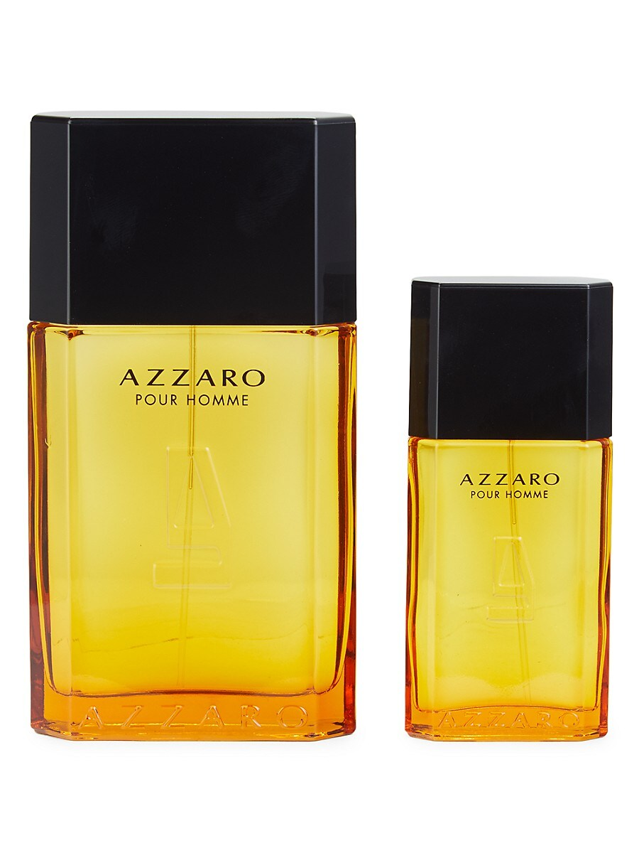 Men's Azzaro Pour Homme 2-Piece Eau de Toilette Set