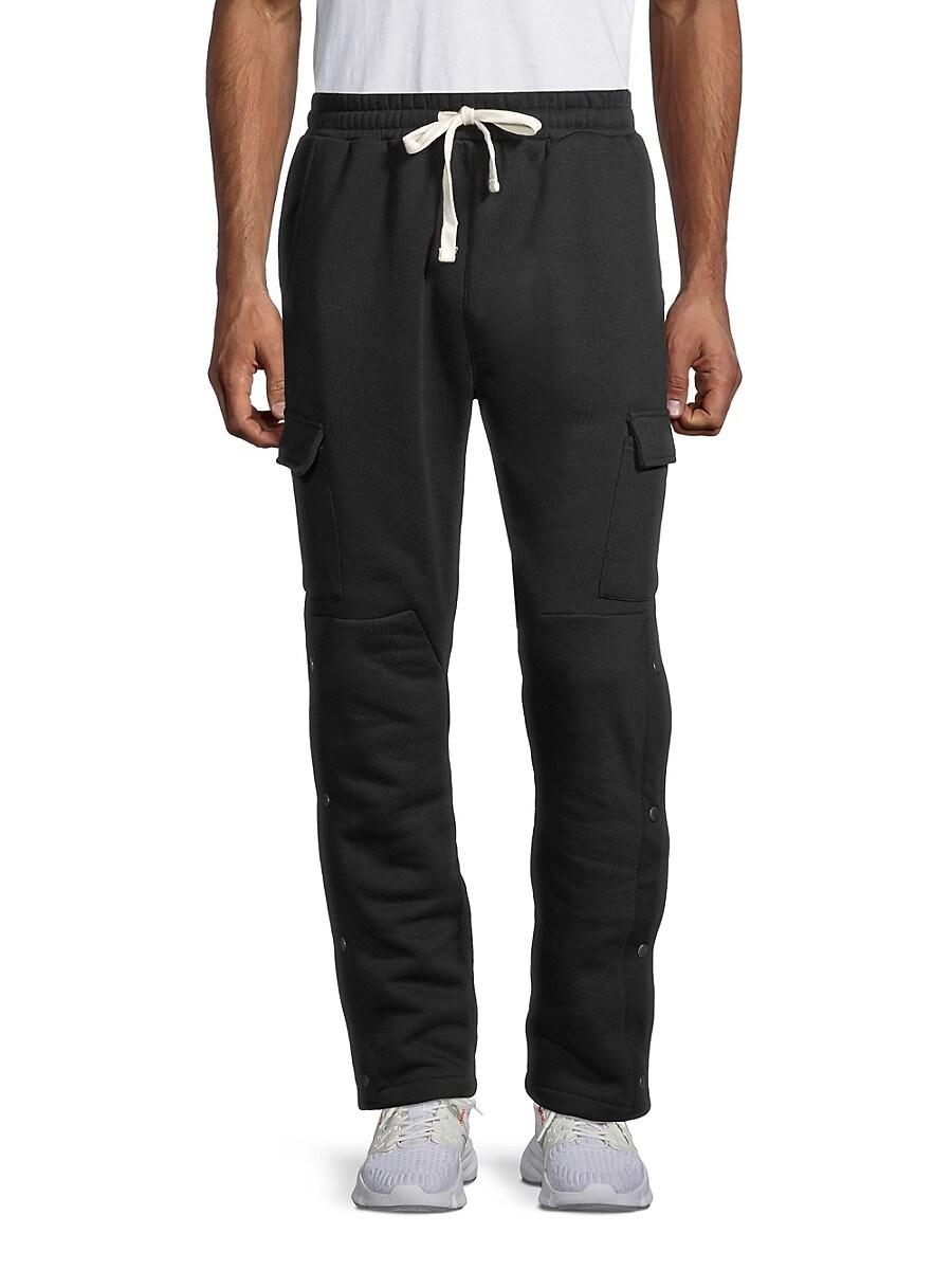 Men's Cargo Track Pants