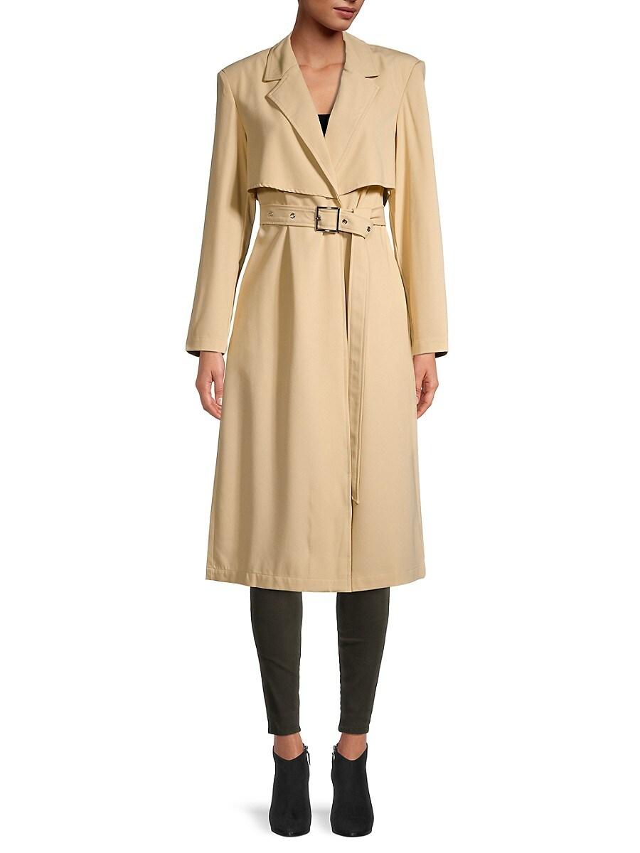 Women's Long Trench Coat