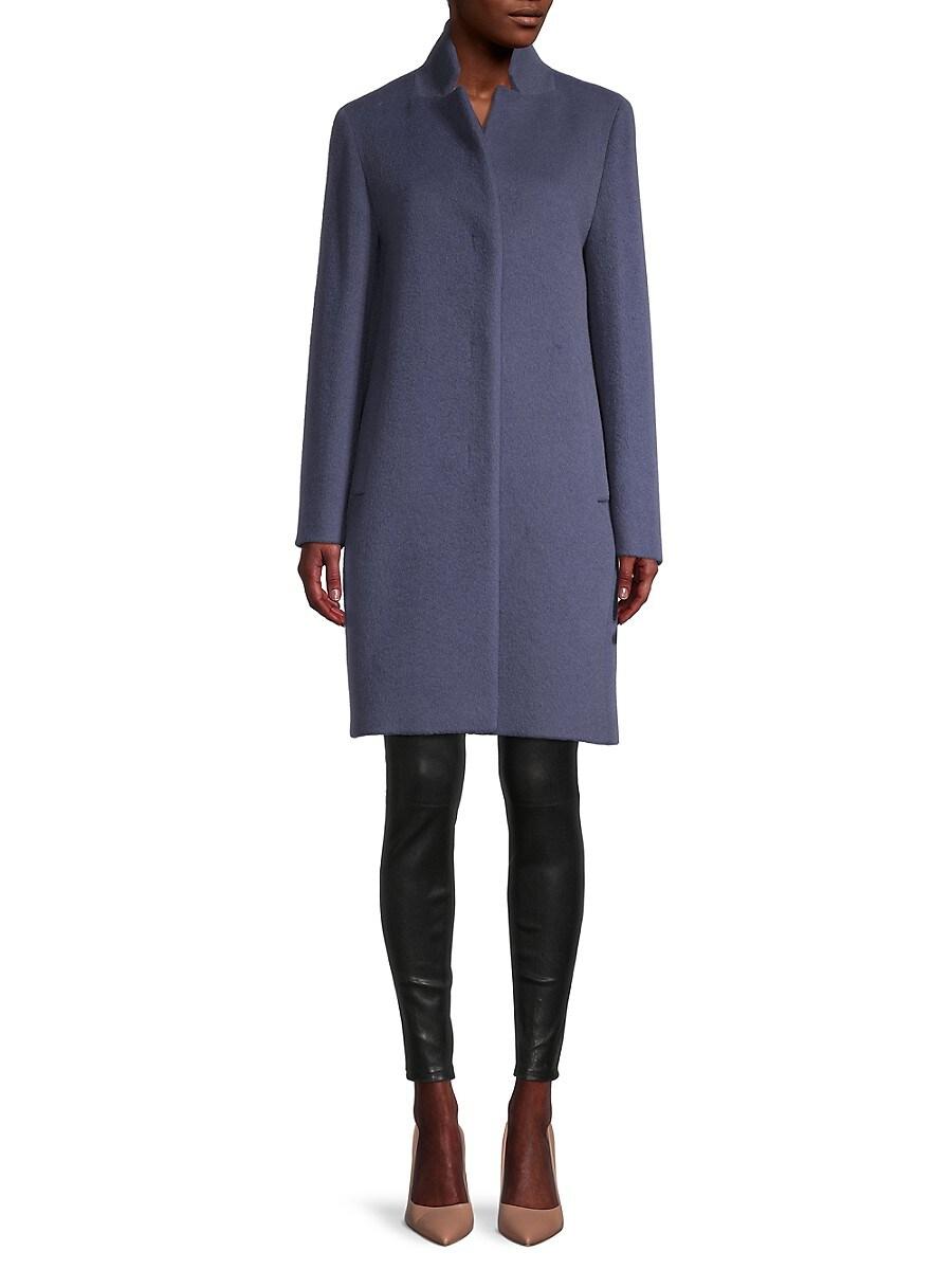 Women's Walker Virgin Wool-Blend Coat