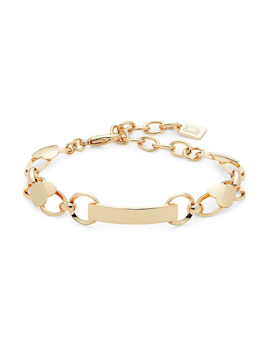 Women's Ahava Heart Chain Bracelet