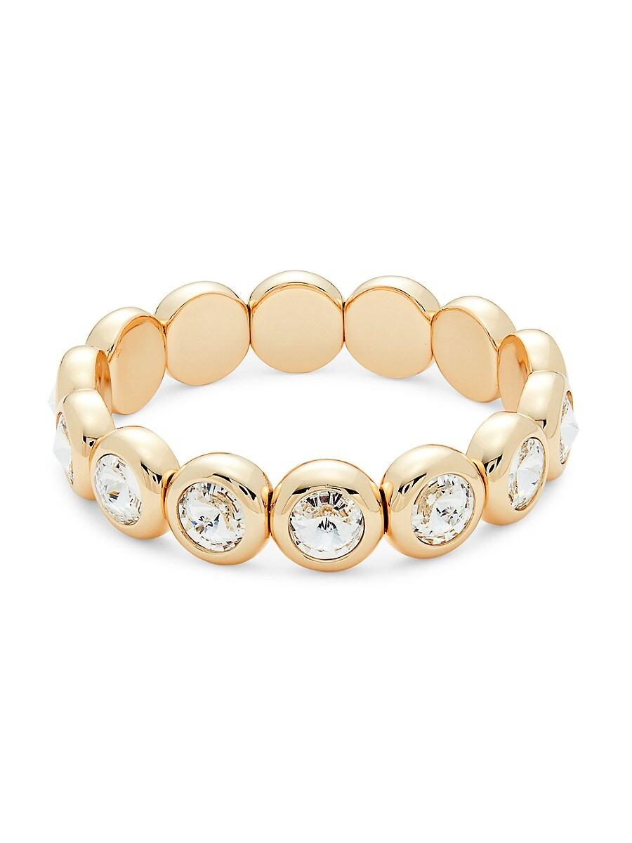 Women's Boogie Goldplated & Swarovski Crystal Bracelet