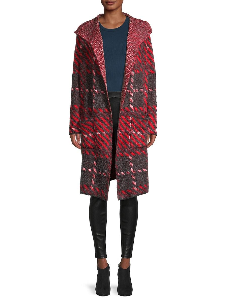 Women's Preppy Shawl Collar Cardigan