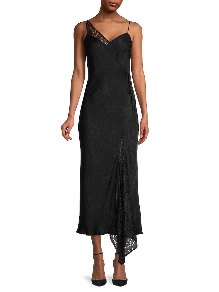 Women's Evonne Lace Slip Dress