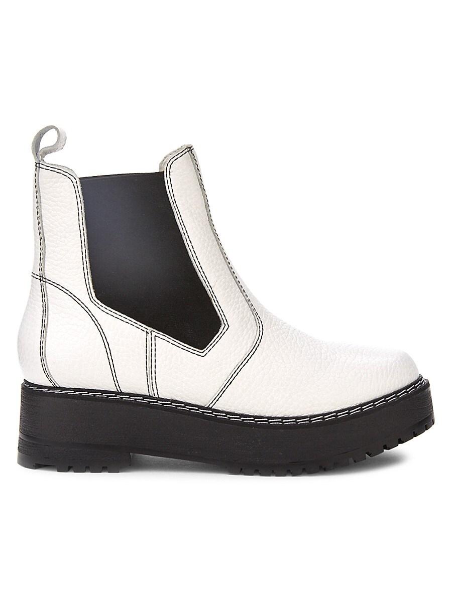 Women's Mason Leather Chelsea Boots