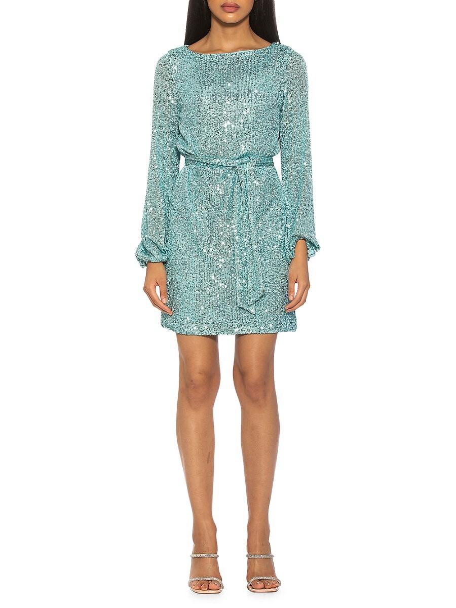 Women's Val Sequin Mini Dress