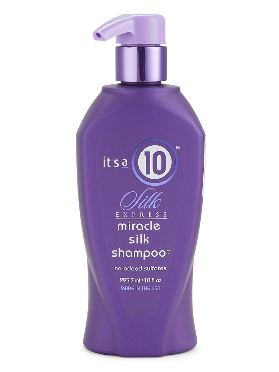 Women's Silk Express Miracle Silk Shampoo