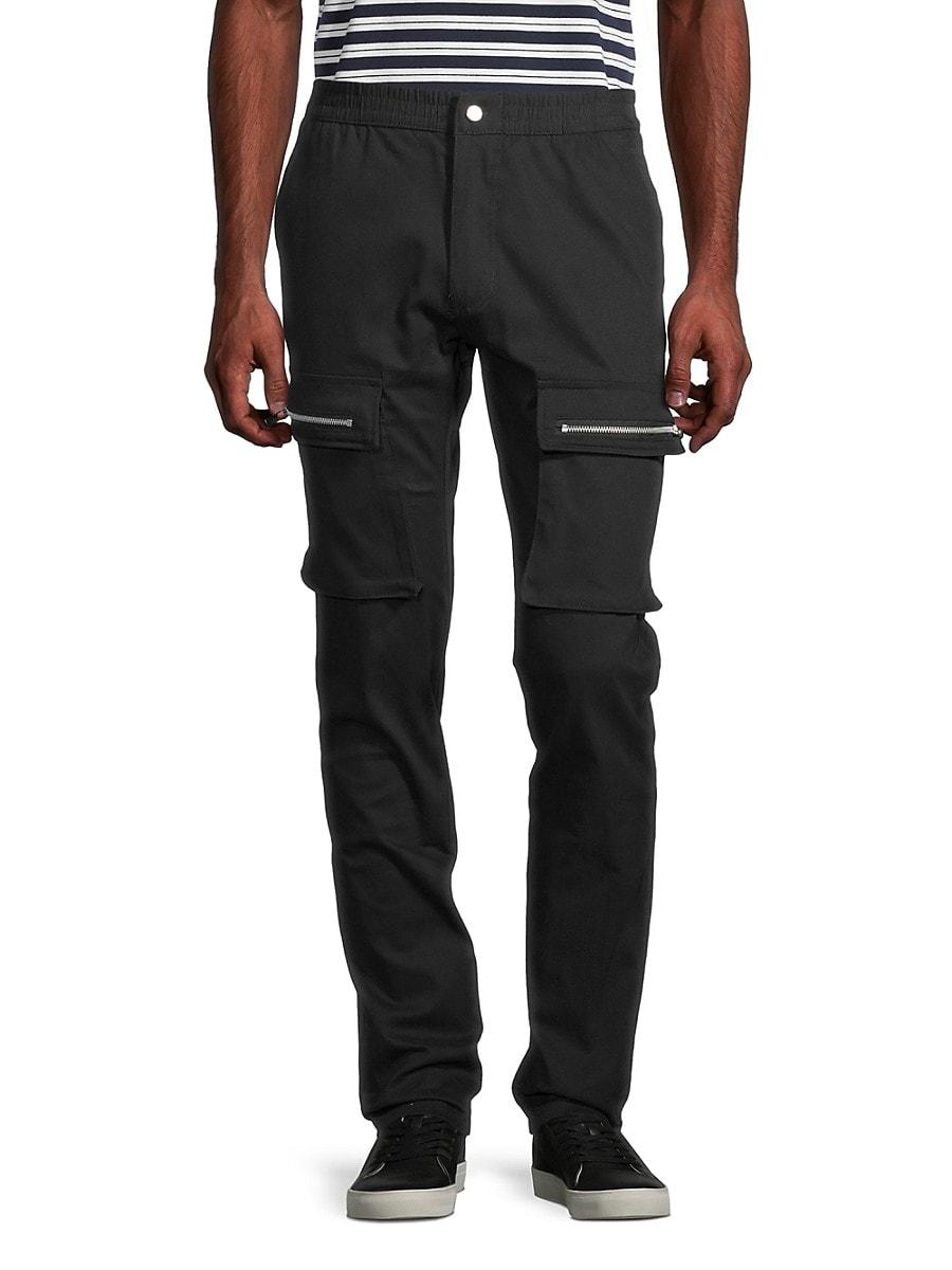 Men's Cargo Twill Pants