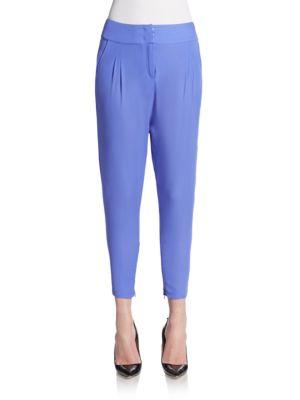 Just Cavalli Tapered Harem Pants