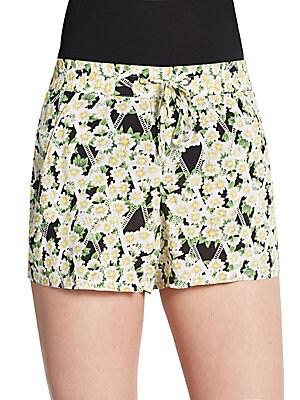 Tropicana Track Shorts
