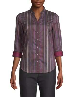Robert Graham Arverne Stripe Shirt