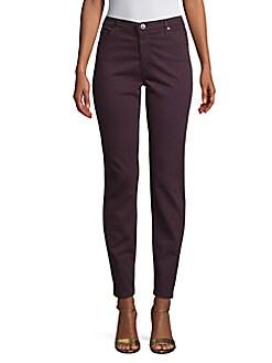 af0c420c AG Jeans Prima Sateen Cigarette Skinny Jeans