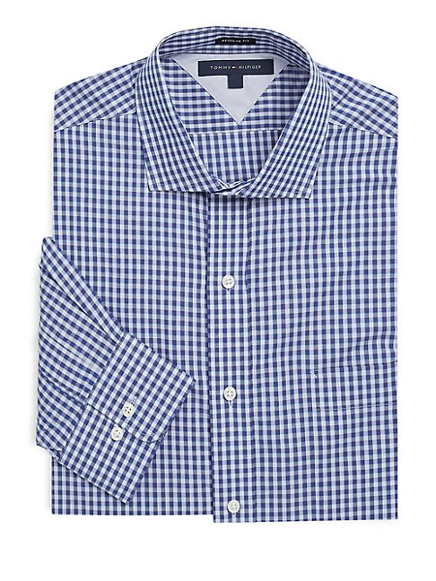 Regular Fit Gingham Shirt